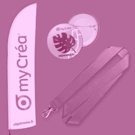 Badges et pin's publicitaires
