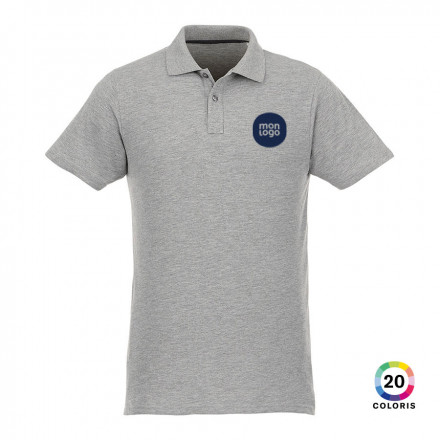 POLO PERSONNALISABLE 'MOLTI' HOMME EXPEDITION EXPRESS 72H